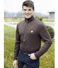 Covalliero Shirt Herren Bardo Active HW´19 - kaffee