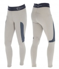 Covalliero Reitleggings Youth Lia Full Grip*** - sand