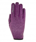 Roeckl Reithandschuhe Wayne Winter - purple