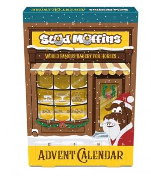 Waldhausen Stud Muffins Adventskalendar 24 x 12g***