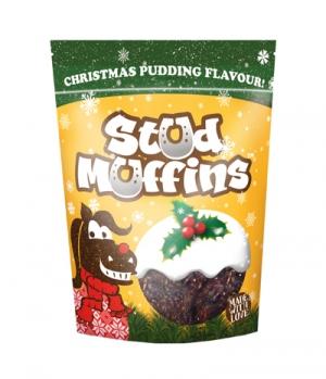 Waldhausen Stud Muffins Weihnachtspudding 15 Stück