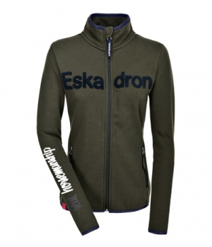 Eskadron Shirt Zip Fleece Women Nicky HW´19