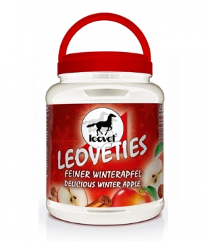 Leovet Leckerli Leoveties Winteredition