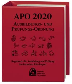 Hippobook FN APO 2020