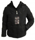 HKM Jacke Comfort Temperature Style - schwarz