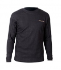 Back on Track Sweat Shirt Keramikfaser - schwarz