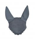 Eskadron Fliegenkopfschutz Ohren uni ohne Kordel - grau