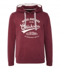 Oklahoma Sweat Shirt Men Christopherus - darkred