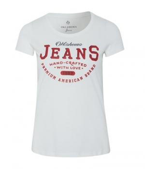 Oklahoma T-Shirt Women Oklahoma Jeans