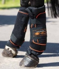 Horseware Transportgamasche Stallgamasche Ionic - black-orange