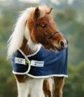 Horseware Abschwitzdecke Amigo petite Sale - navy-silber