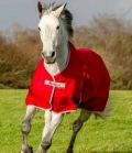 Bucas Turnoutdecke Freedom light Pony - chilli-red