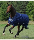 Bucas Turnoutdecke Freedom 150g Pony - navy