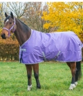 Bucas Turnoutdecke Freedom 150g Pony - purple