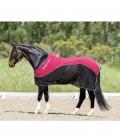 Horseware Fliegen-Abschwitzdecke Sport Cooler - black-red