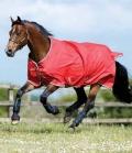 Horseware Turnoutdecke Amigo Hero Netzfutter 600D* - rot
