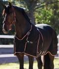 Horseware Stalldecke RAMBO Optimo 400g 1000D - schwarz