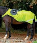 Horseware Ausreitdecke Amigo Reflective Sale - neongelb