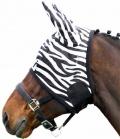 Euroriding Fliegenmaske Zebra - Zebra