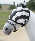 Bucas Fliegenmaske Zebra UV beständig Sale - Zebra