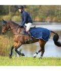 Horseware Pausendecke Rambo Fleece - navy