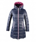 Pfiff Mantel Damen Moraya Winter  Sale - blau-pink