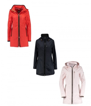 Wellensteyn Jacke Westside Fb Firered