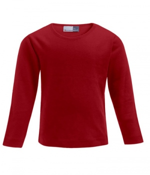 Textil Long Sleeve Youth Promodoro
