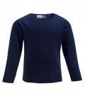 Textil Long Sleeve Youth Promodoro - dklblau