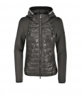 Pikeur Jacke Materialmix Funktion Josy  FS´20 - anthrazit