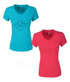 Pikeur T-Shirt Damen Yva mit Steinchen FS´20