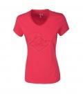 Pikeur T-Shirt Damen Yva mit Steinchen FS´20 - berry