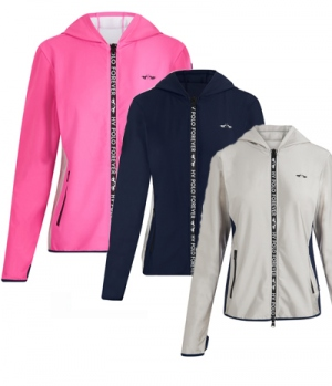 HV Polo Hoody Tech Sweat Zip Mersey FS´20