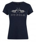 HV Polo Shirt T-Shirt Technical Jazzy Tech FS´20 - navy