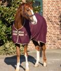 Horseware Sommerdecke Amigo Stable Sheet Kreuzgurt - fig navy