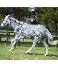 Horseware Ekzemerdecke Amigo Bug Rug Vamoose ** - print-purple-pink