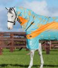 Horseware Ekzemerdecke 3 in1 Evolution untreated - aqua-orang