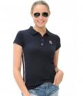 Spooks Polo Shirt Damen Lineah FS´20 - navy