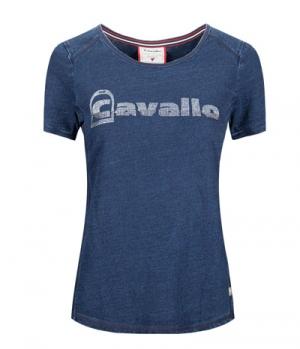 Cavallo T-Shirt Damen Piala Jeanslook FS´20