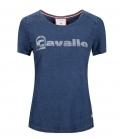 Cavallo T-Shirt Damen Piala Jeanslook FS´20 - indigo