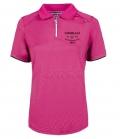 Cavallo Polo Funktioshirt Zip Damen Pressy FS´20 - pink