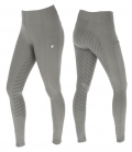 Covalliero Reitleggings Youth Limpara Full Grip - stone