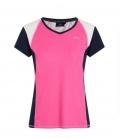 HV Polo Shirt T-Shirt Technical Candell FS´20 - fuchsia