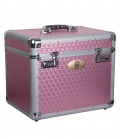 Imperial Riding Groomingbox Putzbox Shiny - pink