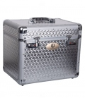 Imperial Riding Groomingbox Putzbox Shiny - silber
