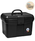 Waldhausen Putzbox ECO aus recyceltem Kunststoff - schwarz