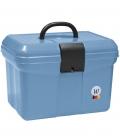 Waldhausen Putzbox aus robustem Kunststoff - hellblau