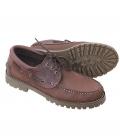 Schuh Sylt mit Profilsohle Sale - braun