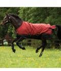 Horseware Turnoutdecke Amigo Mio lite 600Denier - burgund schwarz