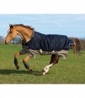 Horseware Turnoutdecke Amigo Mio lite 600Denier - navy-tan